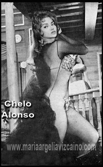 Chelo alonso nude
